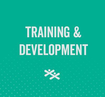 Training and Development information PDF link