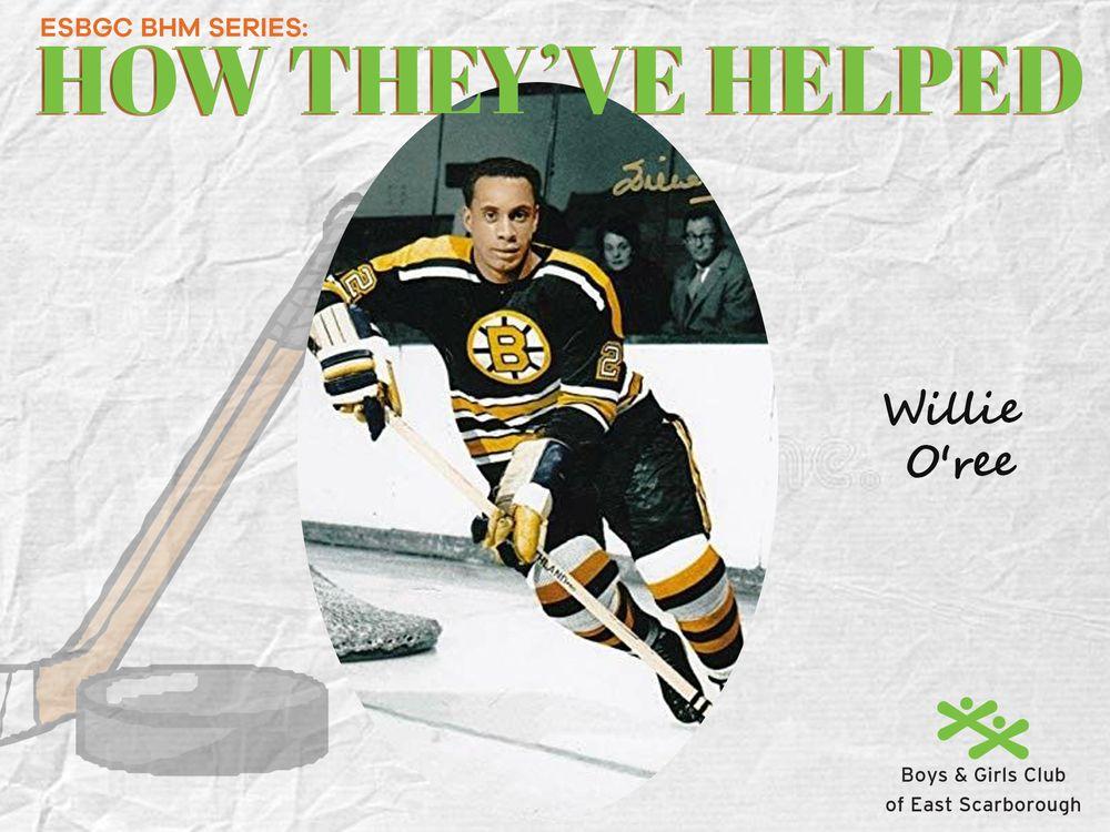 Meet Willie O'ree