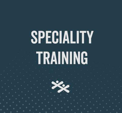 Specialty Training information PDF link