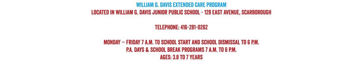 William G. Davis Extended Care Program.jpg