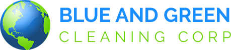 Blue and Green Cleaning Corp