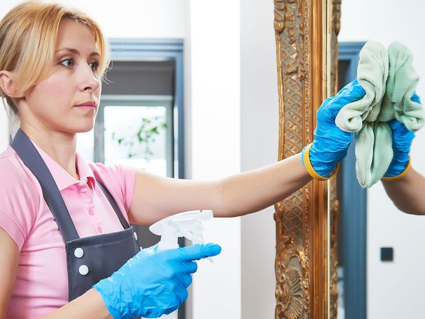 professional house cleaners from blue and green cleaning corp offer a thorough clean
