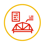 roof frame icon