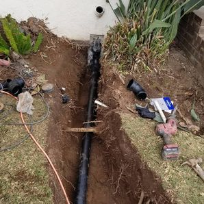 Re-piping plumbing service in Wagner, CA